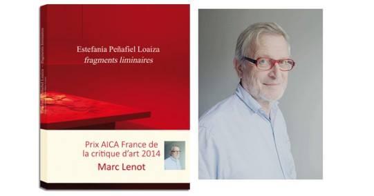 Marc Lenot à la Librairie Mollat / Mercredi 14 octobre 18h