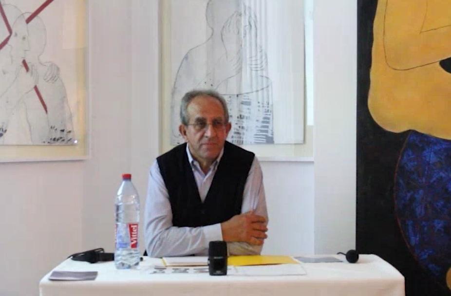 Khalil M'Rabet à la Galerie DX / Jeudi 15 octobre 18h